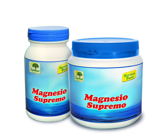 Magnesio Supremo NATURAL POINT - integratore alimentare