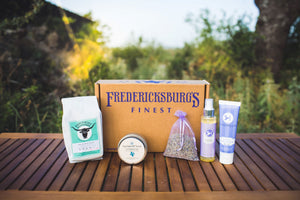Hill Country Spa Gift Box