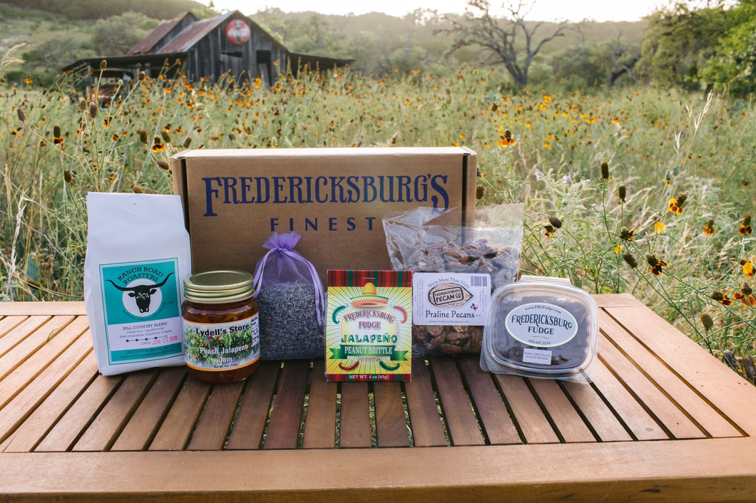 Taste of Fredericksburg Gift Box