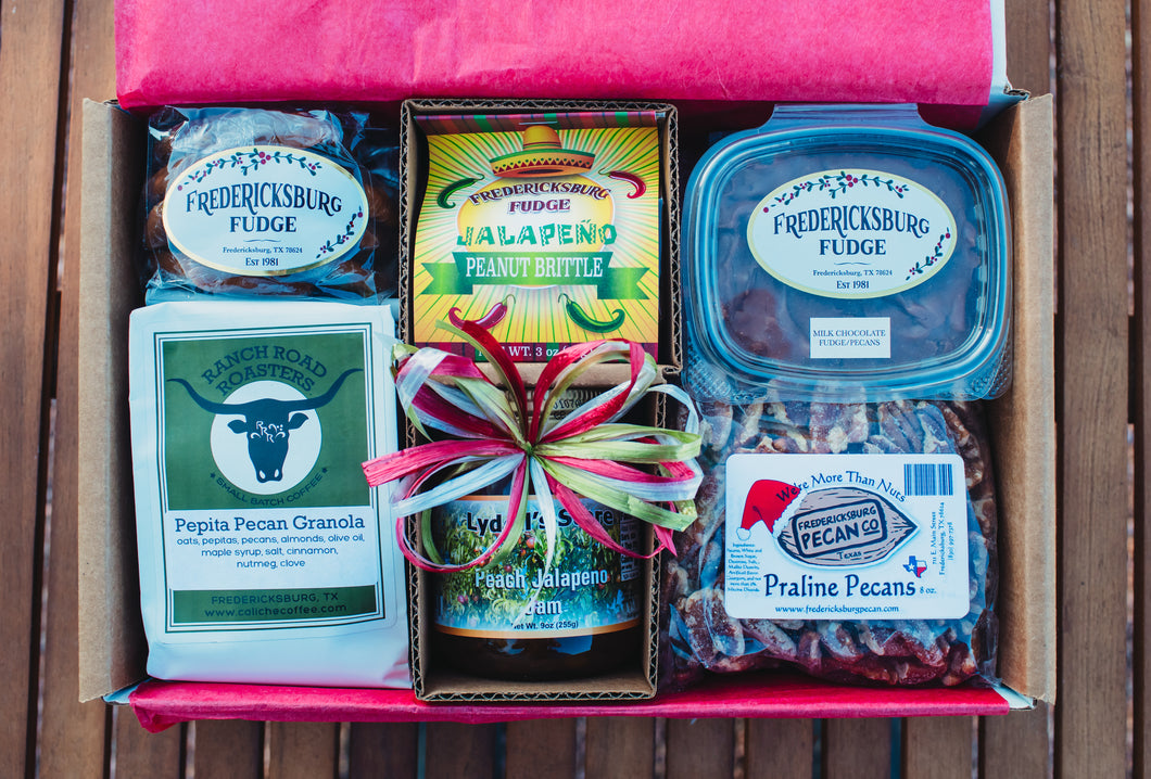 Hill Country Holiday Box