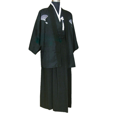 Dress Male Stage Dance Costumes Men Samurai Clothing