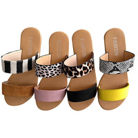 Platform Wedge Fashion Vacation Casual Vintage Flat Slippers Sandals