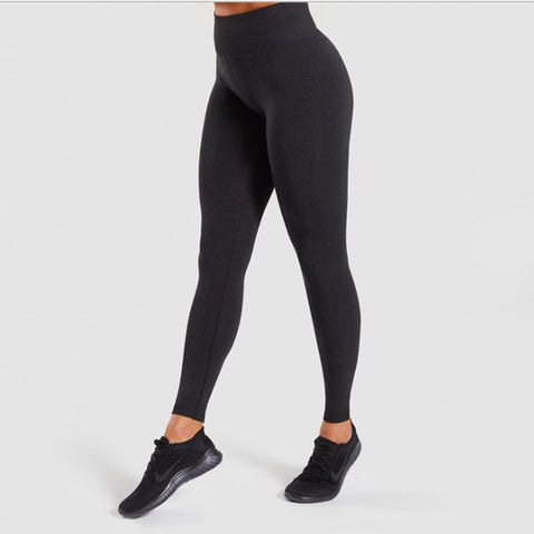 doing exercise Fitness sportswear with high waist Push up Sexy leggings