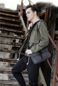 Casual Fashion Messenger Oxford Waterproof Crossbody Bag