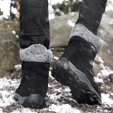 Warm Snow Boots Work Shoes Footwear