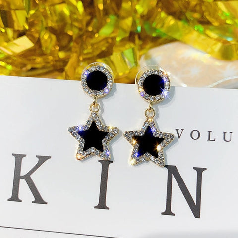 fashion statement for wedding party Christmas gift Earrings