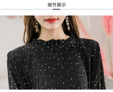 Black Vintage Clothes Spring Fashion Women Dress