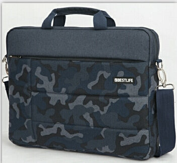 Document Large Capacity Laptop Portable Travel Briefcase Bussiness Notebook Bag