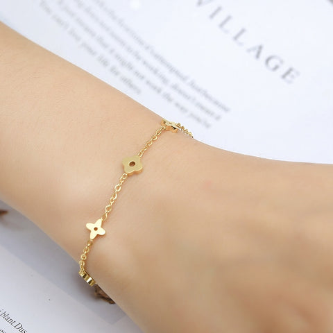 gifts charms stainless steel bracelets & bangles chain