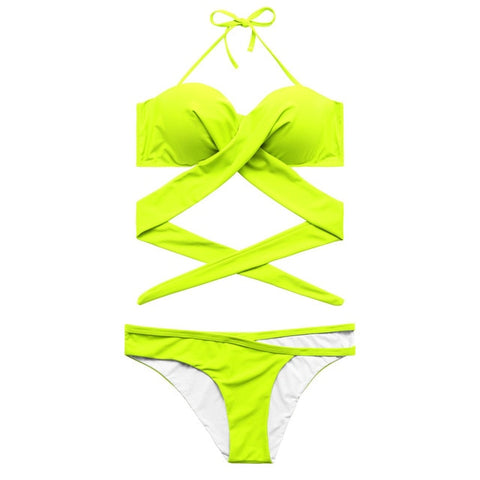 Two Piece Swimsuit Swimming Suit Bathing Suit Sexy Bikini