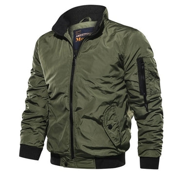 Military Bomber Jacket Tactical Outwear Breathable Light Windbreaker Jackets