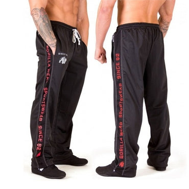 Straight Joggers Sweatpants Fashion Casual Thin Pants