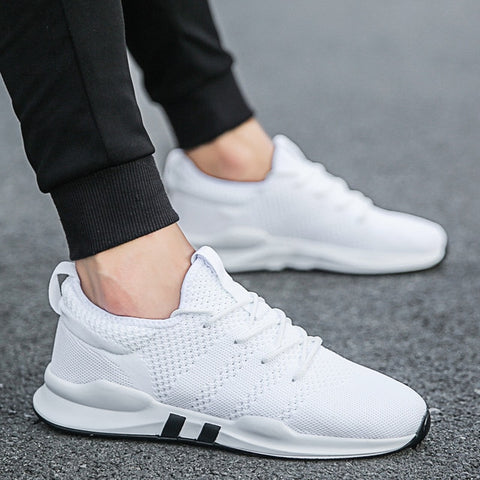 Brand Fashion Casual Cheap Black Breathable Shoes