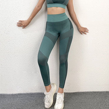 High Waist Seamless Yoga Pants Sports Leggings