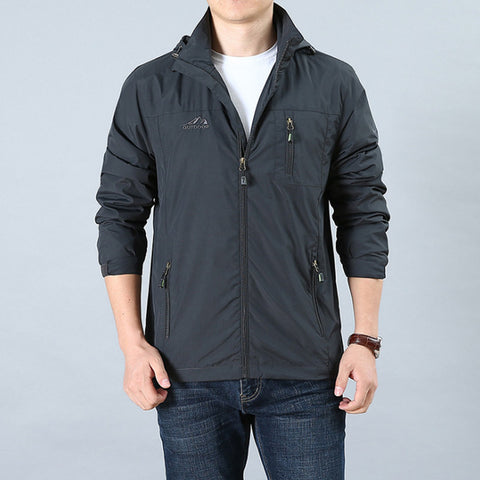 New Arrival Shield Large Size Loose Quick-drying Jacket