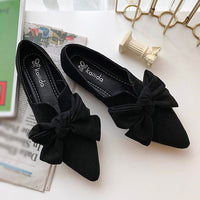 slip On Ladies Loafers Shallow Flat shoes