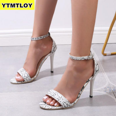 Classic Sexy Wedding Shoes Peep Toe Stiletto High Heels
