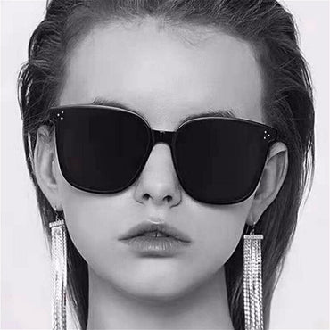 Oversized Brand Design Luxury Sunglasses