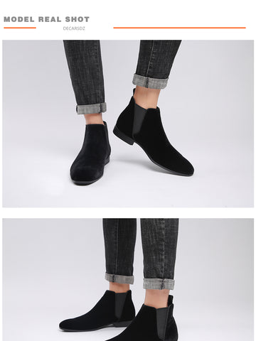 Brand Flock Casual Boots Fashion Design New