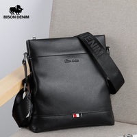 Genuine Leather Bag Casual Business Crossbody Bag