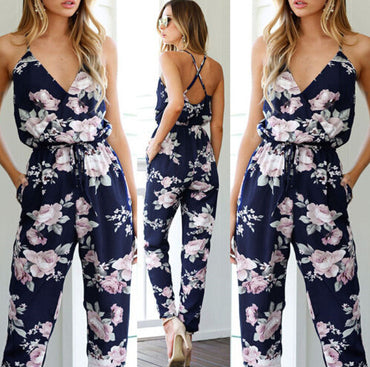 Clothes Playsuit Bodycon Party Jumpsuit Romper Trousers