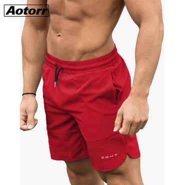 Running Shorts Quick Dry Workout Bodybuilding Gym Shorts