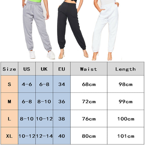 Brand New Casual Fashion High Waist Hip Hop Dance Sport Pants