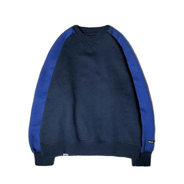 New Youth Pop Stitching Loose Sweatshirt Fashion Casual
