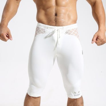 Male Running Shorts Quick Dry Training Fitness