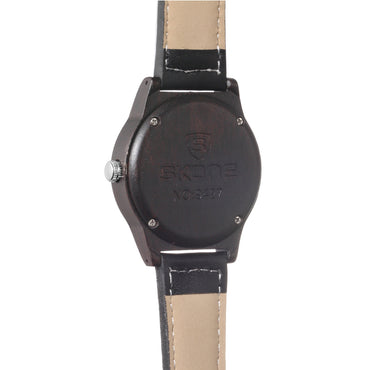 natural sandalwood watch casual fashion watch