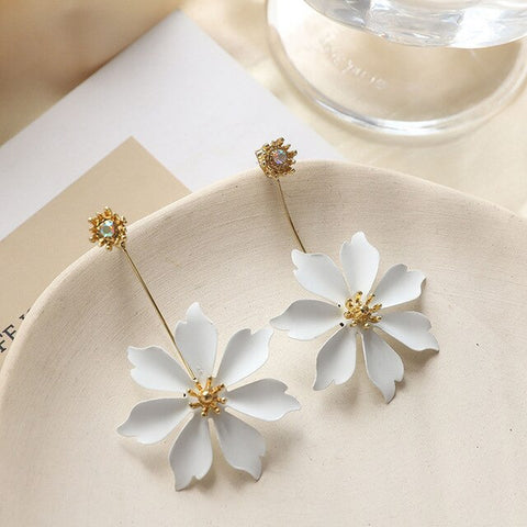 Fashion Jewelry Accessories Long Stud Earrings