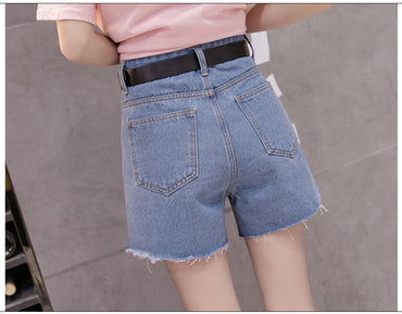 Denim Shorts Jean Sexy Hot Slim Ladies Casual Booty Shorts
