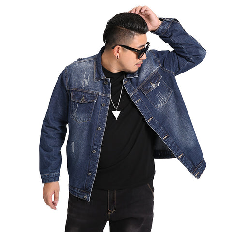Denim New Casual Loose Jeans Jacket
