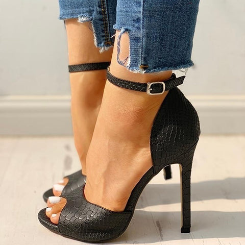 Fashion Increased Stiletto Super High Heel Sexy