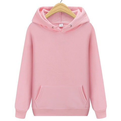 New Casual yellow green pink Purple orange HOODIE