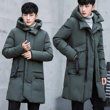 Jackets Think Warm Windproof Soft Cotton-padded Coat