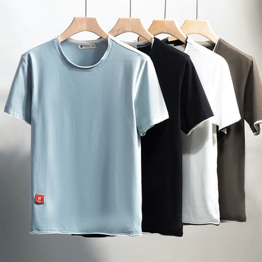 Fashion T-Shirt Cotton Short Sleeve T Shirt