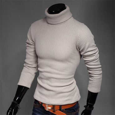 Sweater Pullover Warm Male Brand Casual Sweaters