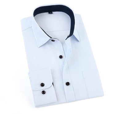 New Business Regular Fit Dress Shirt Male