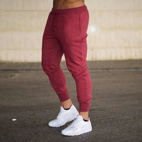 Jogging sport Joggers Gym Trousers Soft Elasticity Running Pants