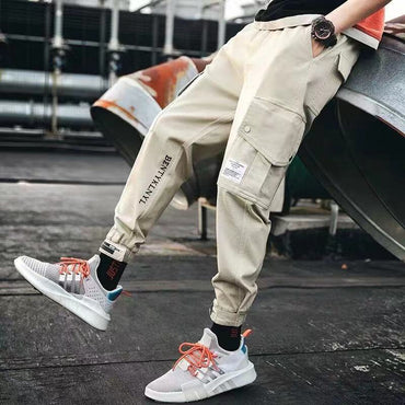 Men Fashion Sporty For Hiphop Causal Runnings Pants