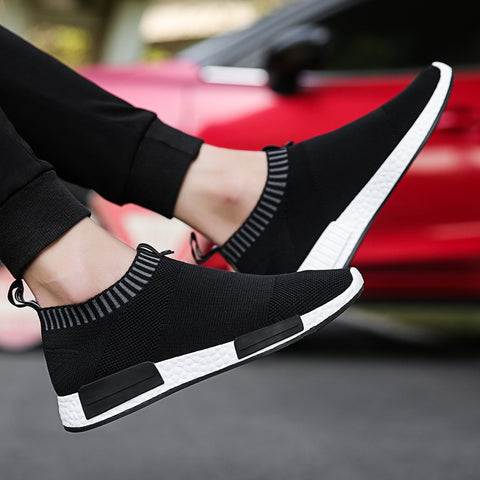 Cork Shoes Sneakers Breathable Air Mesh Sneakers
