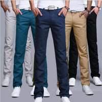 New Design Casual pants Cotton Slim Pant