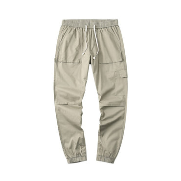 Pants Joggers Military Casual Solid Cotton Pants
