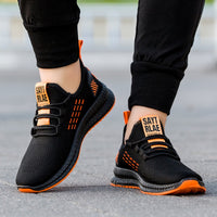 Casual Shoes Lace Up Shoes Light Walking Shoes Sneakers