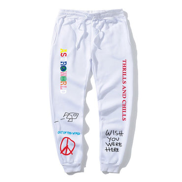 High Quality printing Joggers Streetwear Sweatpants