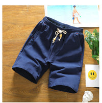 New Cotton Shorts Loose Casual Shorts
