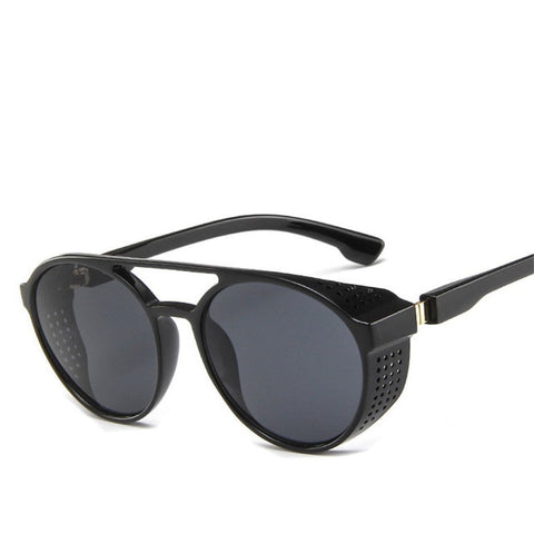 Punk Retro Sunglasses Brand Designer Sunglasses