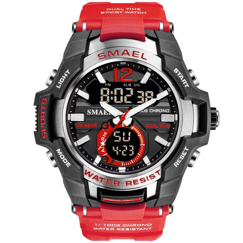Fashion Sport Super Cool Quartz LED Digital Watch
