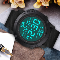 Sports Fashion Military LED Watch Luxury Digital